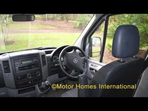 Australia's Best Mercedes Sprinter Motorhome!