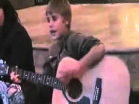 The Star of Stratford, Canada- Justin Bieber (before he was famous) PART 3