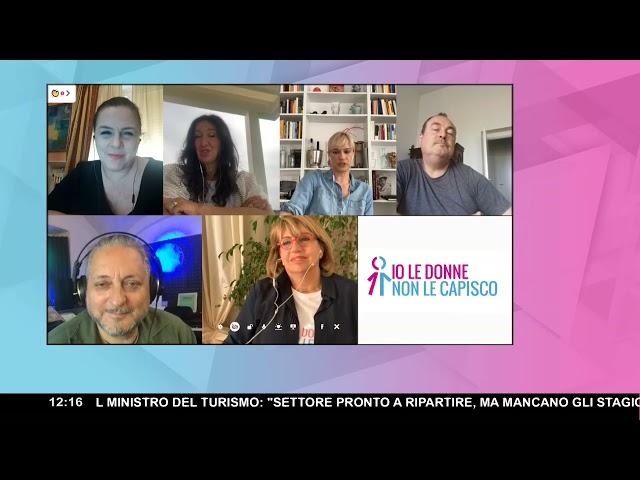 Parole in libertà con Emanuela Aureli e Antonia Liskova parte 2