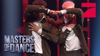 Emotionale Power-Synchro vs. flexible Eleganz   Masters of Dance   ProSieben