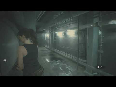 видео: Resident Evil 2 Remake Клер 5 эпичный конец