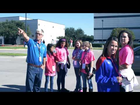 Video about ATW's GREAT MINDS STEM Program for girls - http://www.dfwatw.org/greatminds/