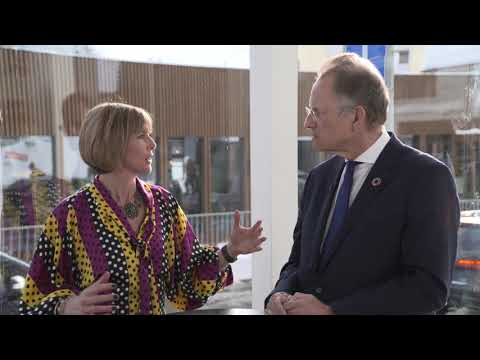Hub Culture Davos 2018 - Michael Møller, Director-General of United Nations Geneva (UNOG)