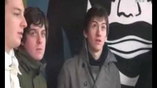 Arctic Monkeys Interview @ FWN House - Making Of  Favourite Worst Nightmare