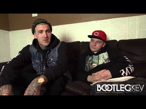 Yelawolf gives opinion on Eminem's album, leaving Get-o-Vision, still being on Interscope Records,