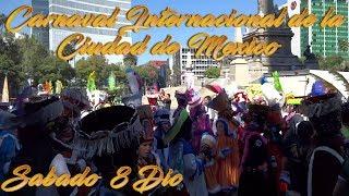 Carnaval Internacional de la Ciudad de México 2018