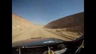 2015 Baja 1000 #301 GoPro Start to Roll Over