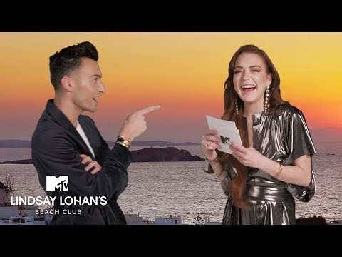 Lindsay's Movie Trivia | Lindsay Lohan's Beach Club | MTV