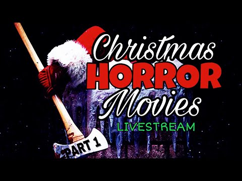 CHRISTMAS HORROR MOVIES! Part 1 W/ The Viz and Friday The 14th