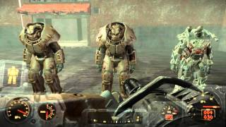 Как выйти из coc qasmoke в Fallout 4