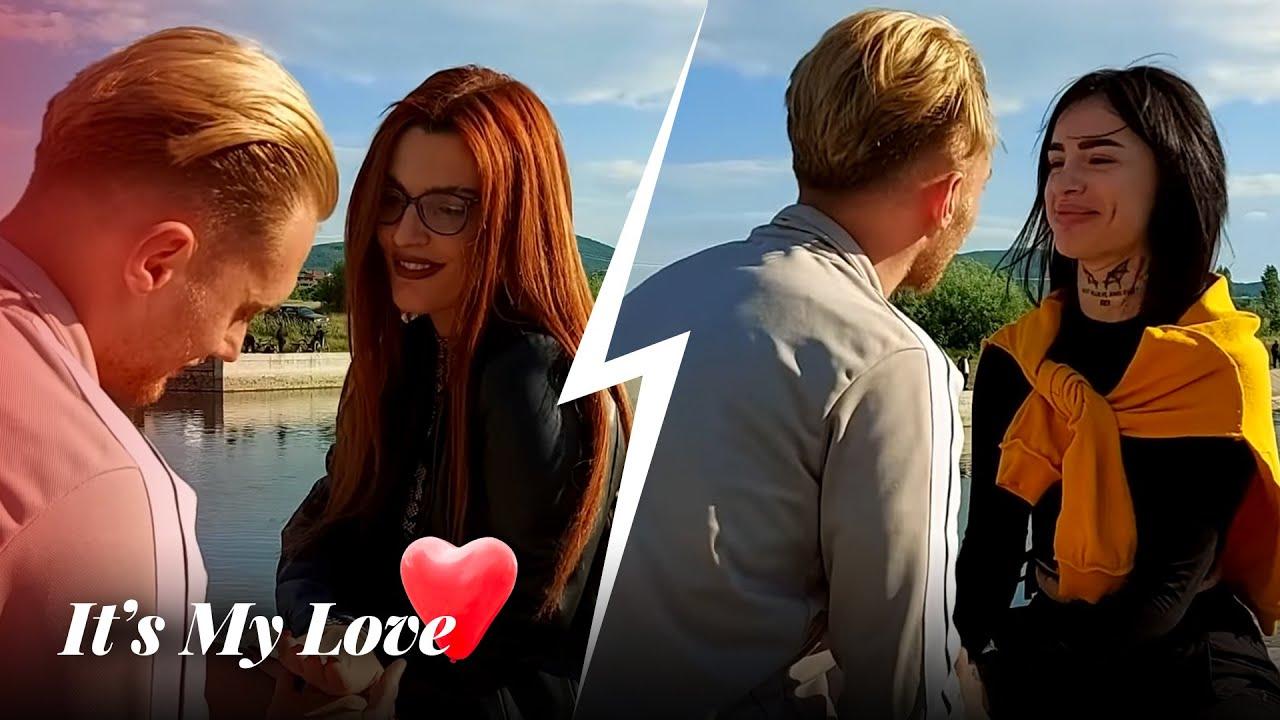 Download Cfare drame ne Takim Tina Petrit, pak para puthjes ja u prish Kri Gorasi - It's My Love