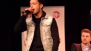 Sacha Tran Quinze ans à peine MFM Live Lyon 01.04.2013