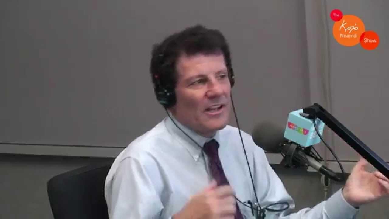 Nicholas Kristof: Transforming Lives Through Philanthropy  The Kojo Nnamdi  Show