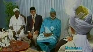 English Mulaqaat (Meeting) on July 21, 1996 with Hazrat Mirza Tahir Ahmad (rh)