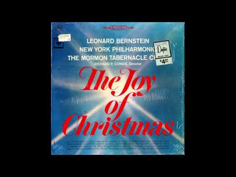 New York Philharmonic/Mormon Tabernacle Choir- The Joy of Christmas. 1963