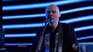 The Smashing Pumpkins - Being Beige, One and All (We Are) on Jimmy Kimmel Live! 12-10-14