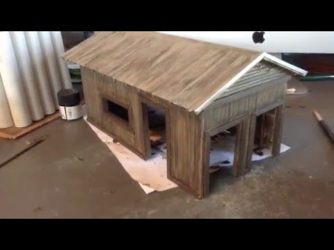 Tips tricks to building a model railway part 2 for Construction tips and tricks