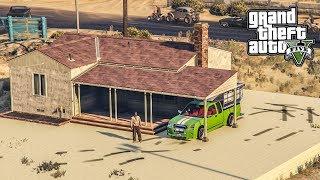 สร้างบ้านให้ลุงหนวด เล่นแบบชีวิตจริง ซีซั่น 2 ตอนที่ 27 (Real Life Season 2 GTA V)