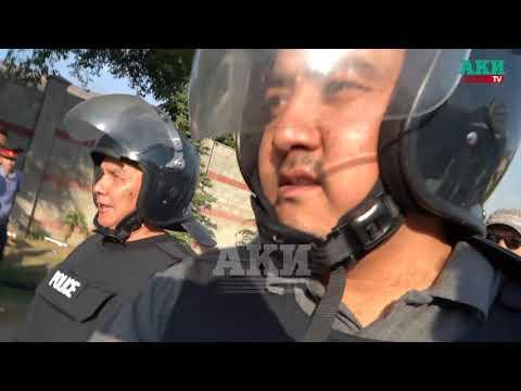 Смотреть Штурм дома Атамбаева хроники второго дня онлайн