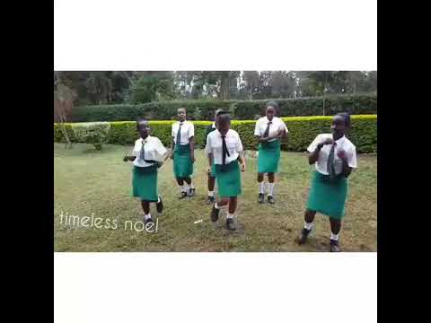 Kenyan school girl dance 2017 thumbnail