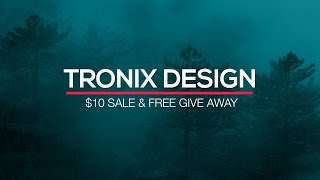 Free Seats & Massiv $10 Sale On All My Design Courses