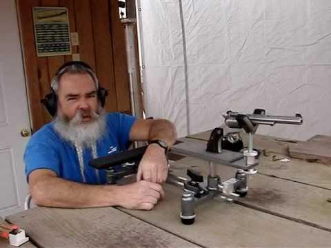Gunblast.com - Target Shooting, Inc. Model 1500 Pistol Rest