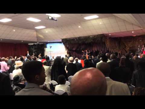 NTCG 2013 Men's Convention - Bless The Lord oh my soul