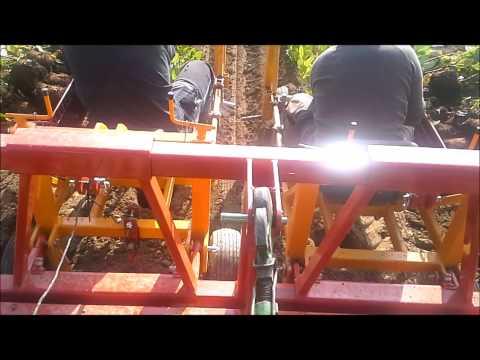 Plantations / Planten / Planting 2014 at Pépinière Coppoolse