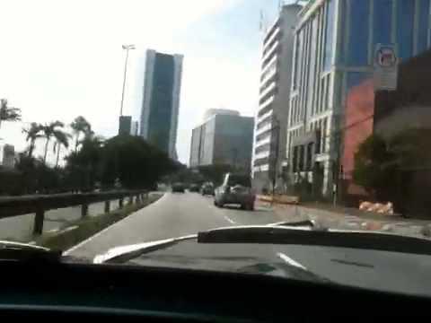 Very (VERY) Fast 1968 Mini Cooper @ Sao Paulo