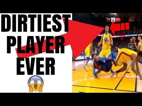 Zaza Pachulia the NBA's Dirtiest Player? Disturbing Evidence!