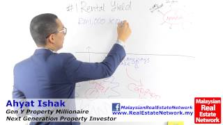 Property Investment Malaysia Tips - Understanding the Basics - Part 4 - Rental Yield - Episode 16