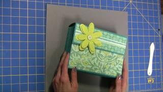 Expandable Card Box