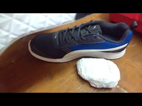 puma-fettel-mesh-idp-black-running-shoes-unboxing