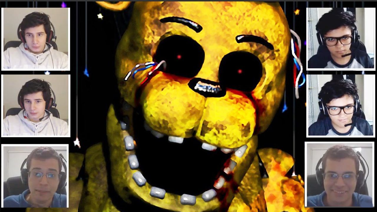 Five Nights At Freddy S Cat