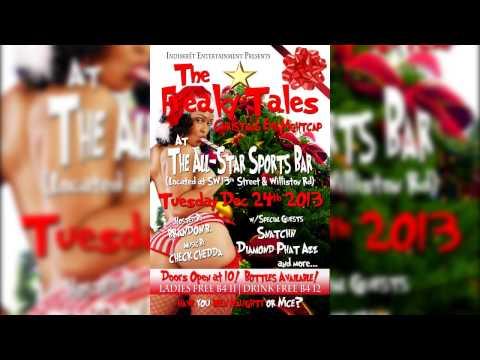 Freaky Tales: Christmas Eve Night Cap :30 promo #1