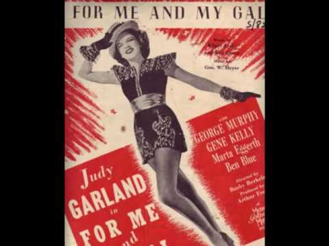 Judy Garland: I Never Knew (I Could Love Anybody Like I'm Loving You)