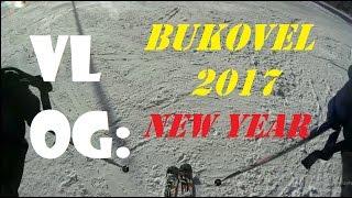 VLOG: Буковель 2017 / Новый Год / New Year 2017(, 2017-01-09T22:07:11.000Z)