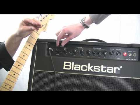 Blackstar Venue Series combos at Andertons - HT Studio 20 & HT Club 40