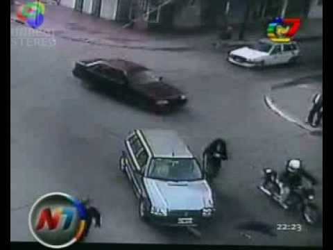 Video de un Impresionante Accidente en Santiago del Estero
