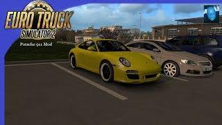 [ ETS2 1.27 ] Mod Showcase for the Porsche 911