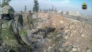 Боевая работа Сил специальных операций (ССО) в Сирии
