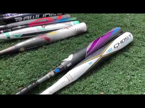 2020 Easton Ghost Double Barrel Review - Cage Side Hitting