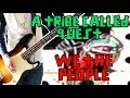 A Tribe Called Quest - We The People Bass Cover 1080P