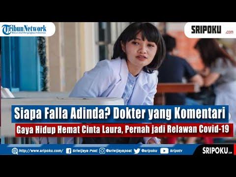 Siapa Falla Adinda Dokter Yang Komentari Gaya Hidup Hemat Cinta Laura, Pernah Jadi Relawan Covid 19