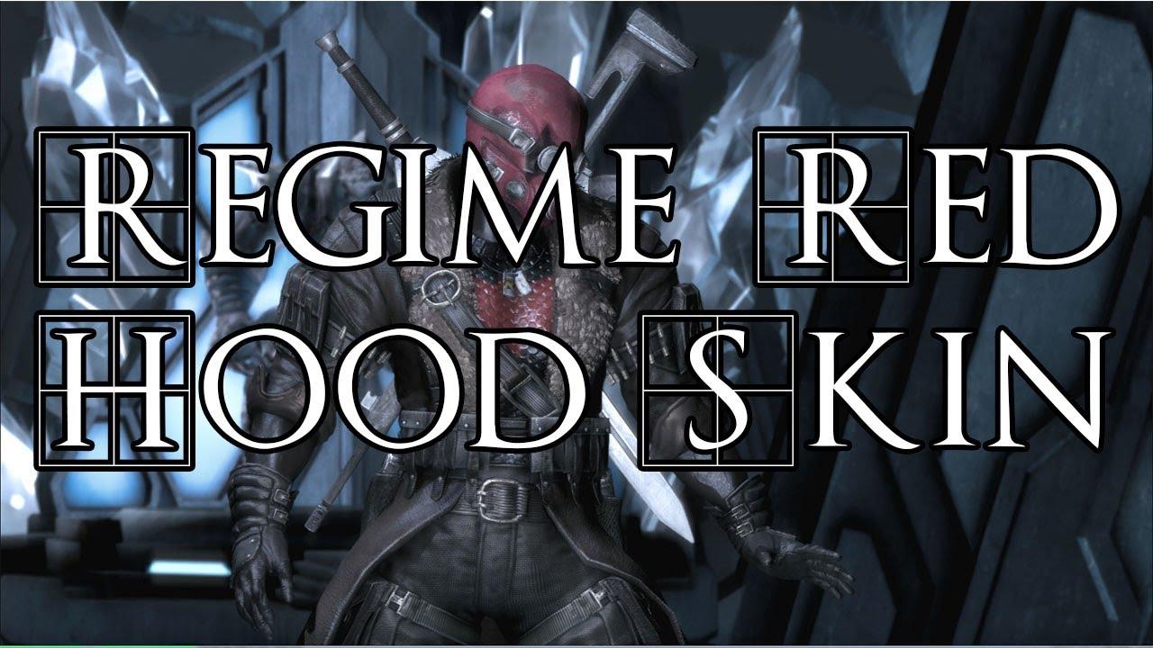 PC] Injustice: Gods Among Us REGIME RED HOOD Mod (Deathstroke Custom ...