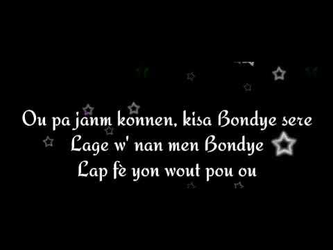 Fè Bondye konfyans