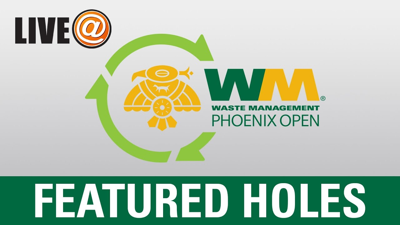 2014 Waste Management: LIVE@ Highlights from Round 2