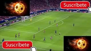 Lautaro Martínez Goal ll Atlético Madrid Vs Inter ll 0-1 ll