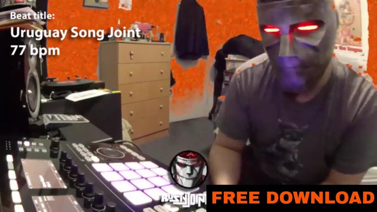 [FREE] Uruguay Song Joint - 77 bpm (TEST TUBE BOOM BAP Beats) [LoFi Hip  Hop, New Beat Tape]
