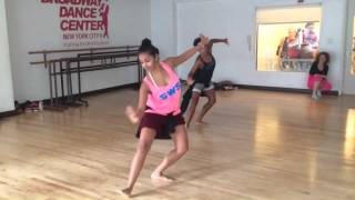 Brinda Guha Contemporary Indian Dance at Broadway Dance Center | London Grammar